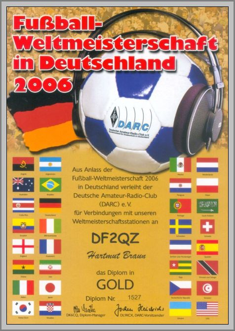 FIFA Worldcup 2006 - Gold Nr 1527