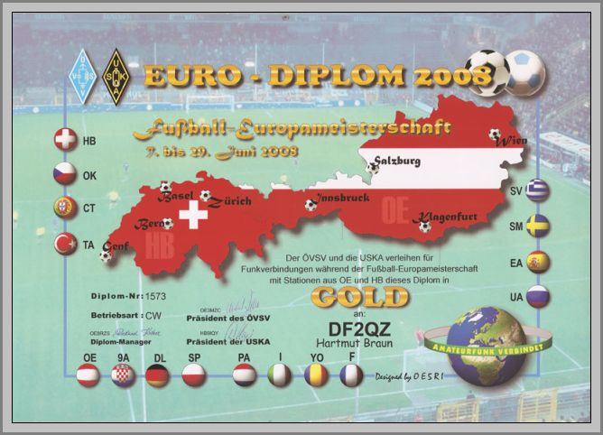 Euro 2008 - Gold Nr 1573