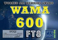 WAMA-600