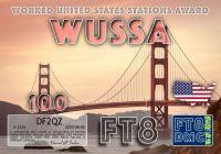 WUSSA-100