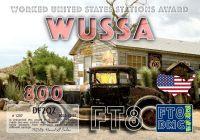 WUSSA-800